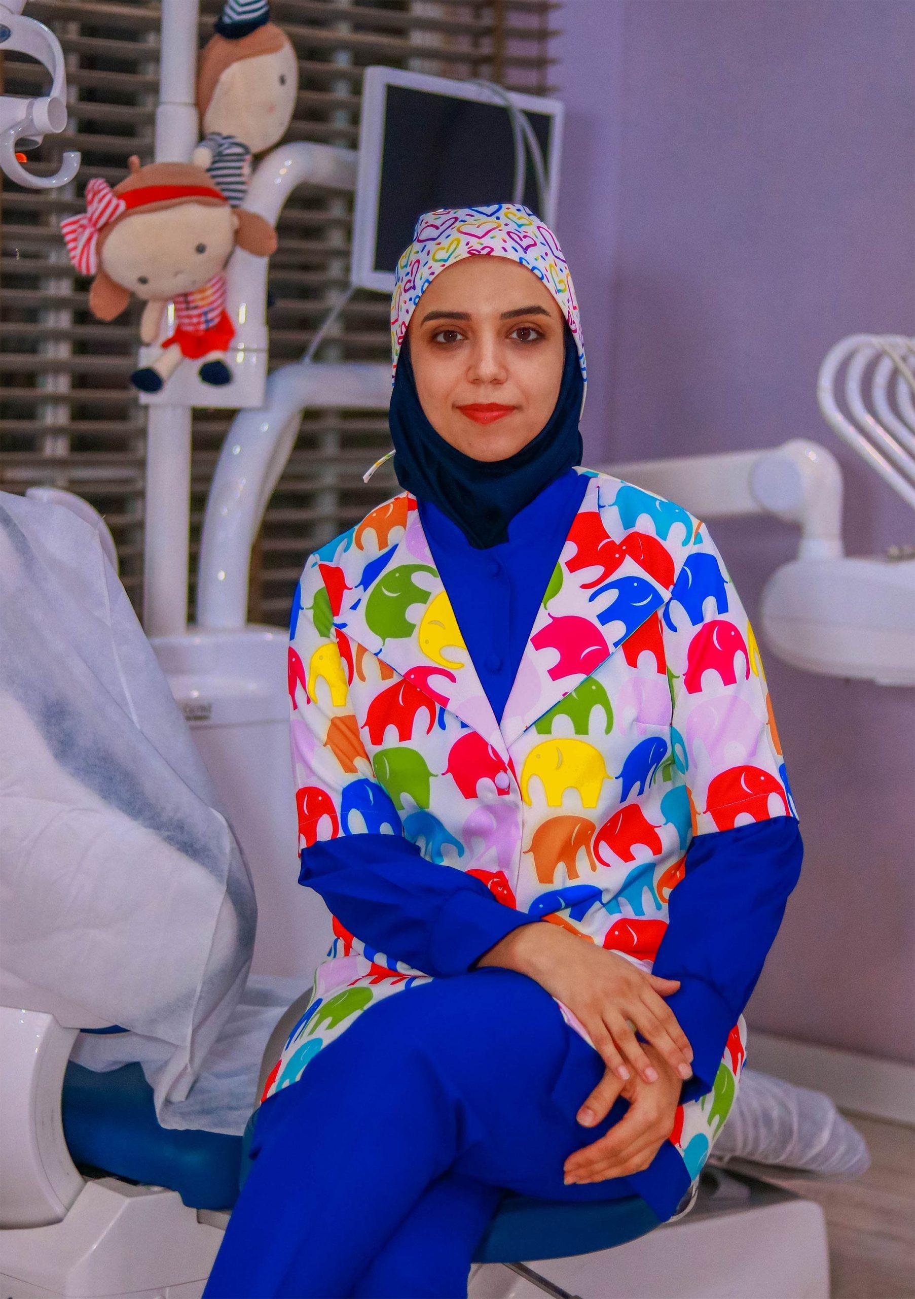 دکتر فائزه فتوحی اردکانی - دکتر دندانپزشک کودکان در یزد