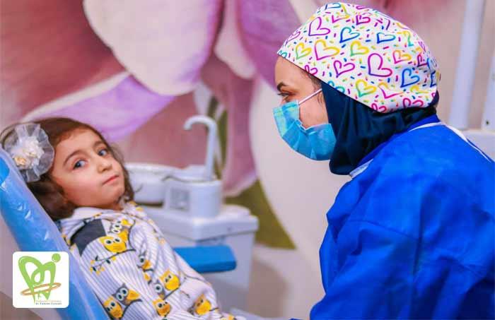 کنترل رفتار کودک در دندانپزشکی   دکتر فائزه فتوحی
