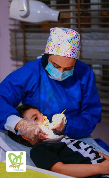 کودکان ما - بهترین دندانپزشک کودکان در یزد